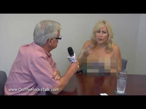 Watch a Reporter Get Naked Smack in the Middle of Interview with Mayor