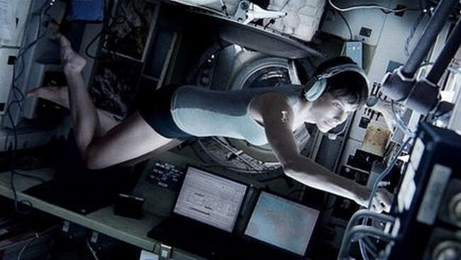 New Trailer For 'Gravity' Shows Why James Cameron Praised It (VIDEO)