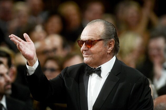Jack Nicholson Announces Retirement at Age 76