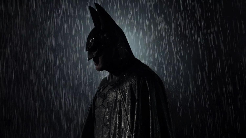 Batman's Message to Ben Affleck