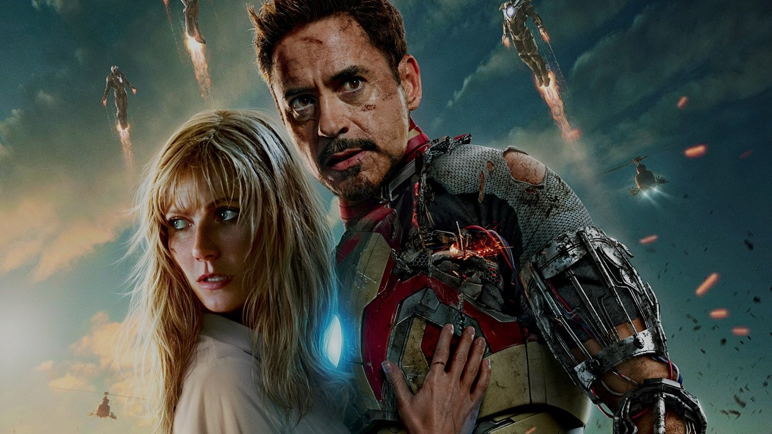 Honest Trailer for IRON MAN 3