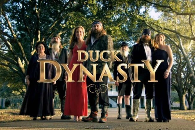 19 Wonderfully Goofy Duck Dynasty GIFs