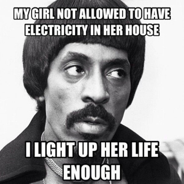 Domestic Violence Isn't Funny But These Ike Turner Memes Are