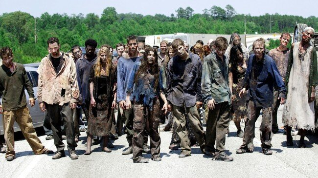 AMC Is Developing A 'Walking Dead' Spin-Off For 2015