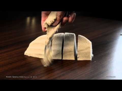 Coolest Toy Ever: Kinetic Sand