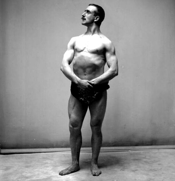The Origin Of Bodybuilding & Evolution Of Bodybuilders