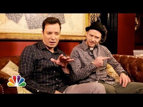 Justin Timberlake + Jimmy Fallon Show the Absurdity of Hashtag Overuse