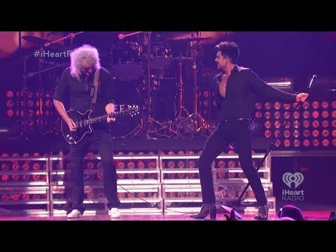 Queen Joined by Pop Stars at iHeartRadio