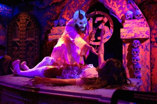 Black Sabbath's '13 3D' Maze: Walk-Through Video + Exclusive Photos