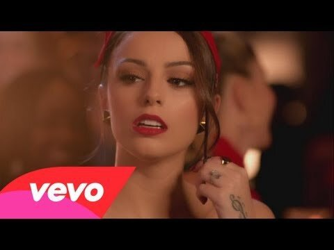 Cher Lloyd + T.I. Serve It Up in 'I Wish' Video