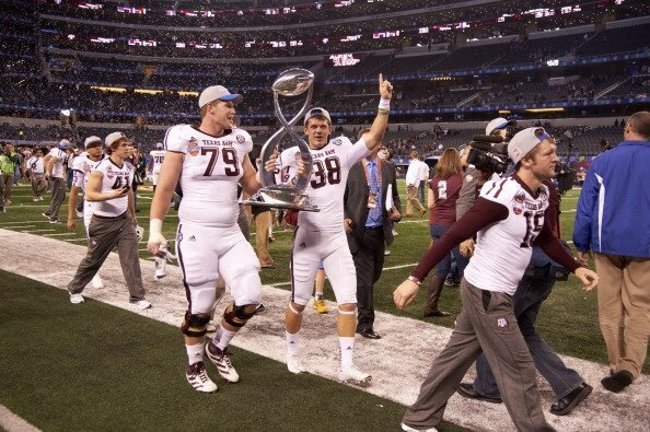 Texas A&M Punter Drew Kaser Is Gonna 'Drop Bombs' This Weekend