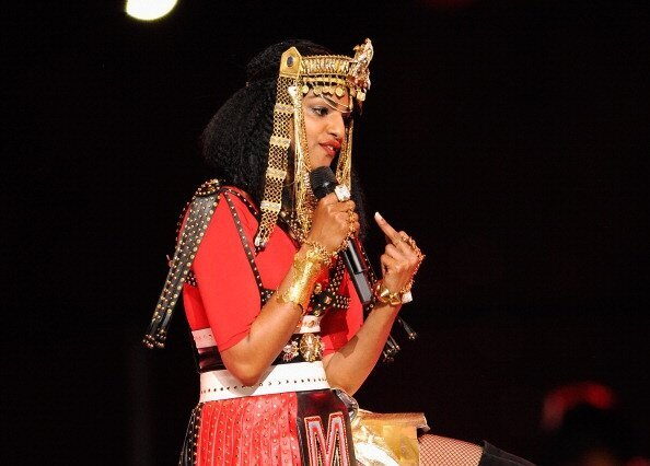 M.I.A. And The NFL Still Locked In Bitter Lawsuit Over Middle Finger