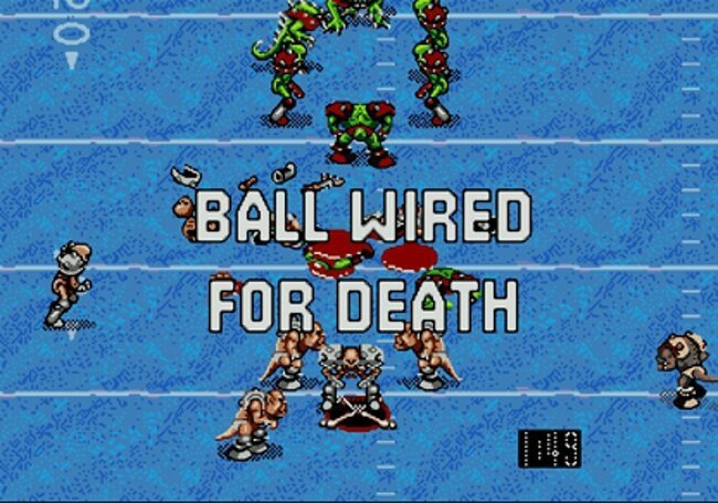 The Original Creator Of Mutant League Football Launched A Kickstarter