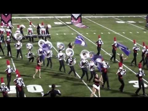 Marching Band Fail Creates Massive Tuba Pile Up