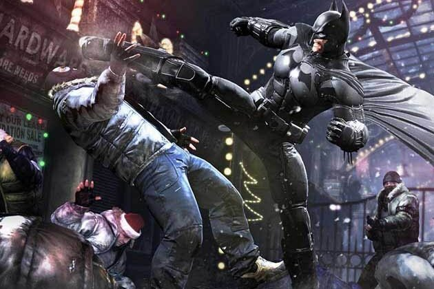 Batman: Arkham Origins Adding Permadeath Mode