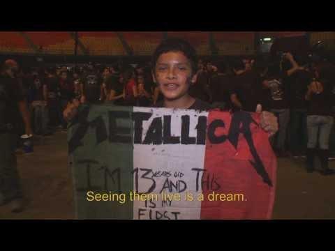 Watch an Exclusive Metallica 'Through the Never' Featurette