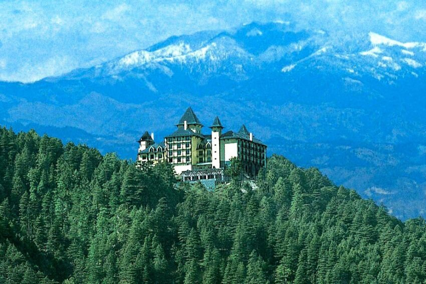 10 Stunning Mountaintop Hotels