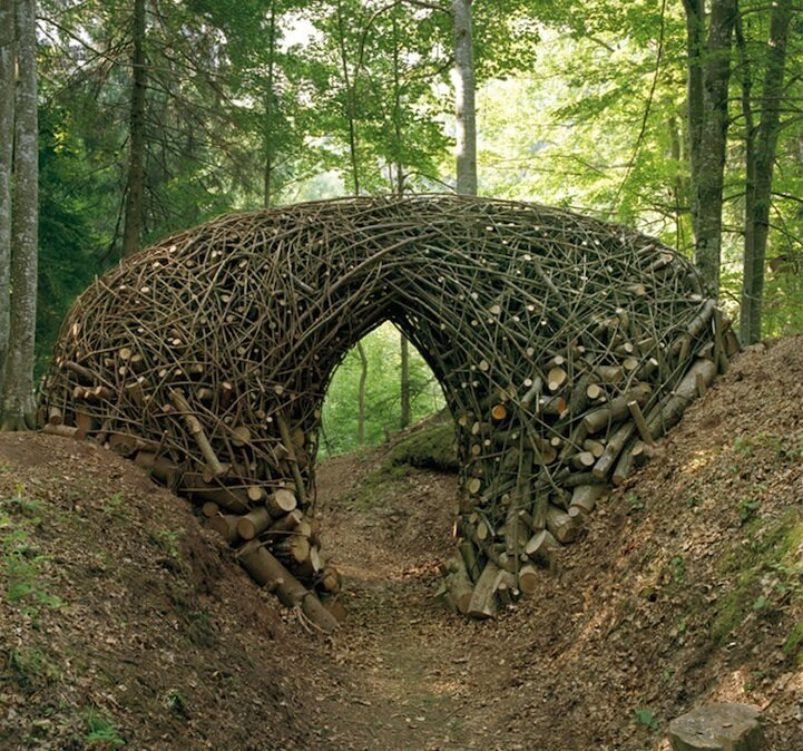 12 Amazingly Creative Examples of Environmental Art