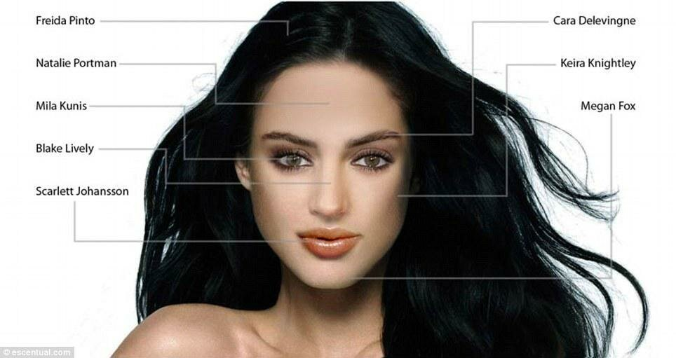 Men`s and women`s ideas about female beauty are completely different!
