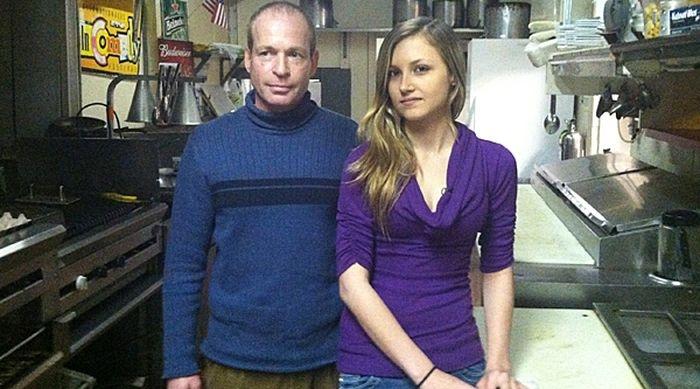 A man sold restauraunt to help ill girl