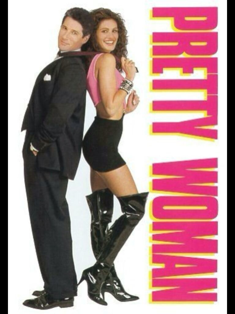 "Facts about ""Pretty woman"""
