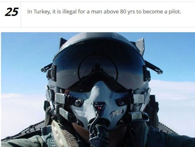 Strange laws from different countries
