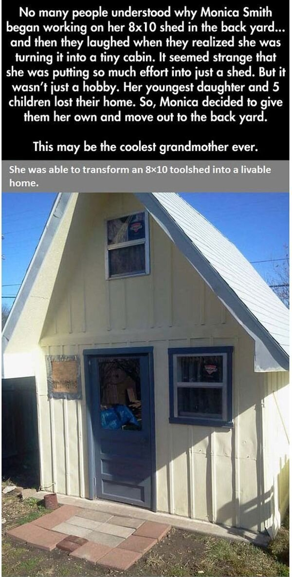 The best Grandmother ever!
