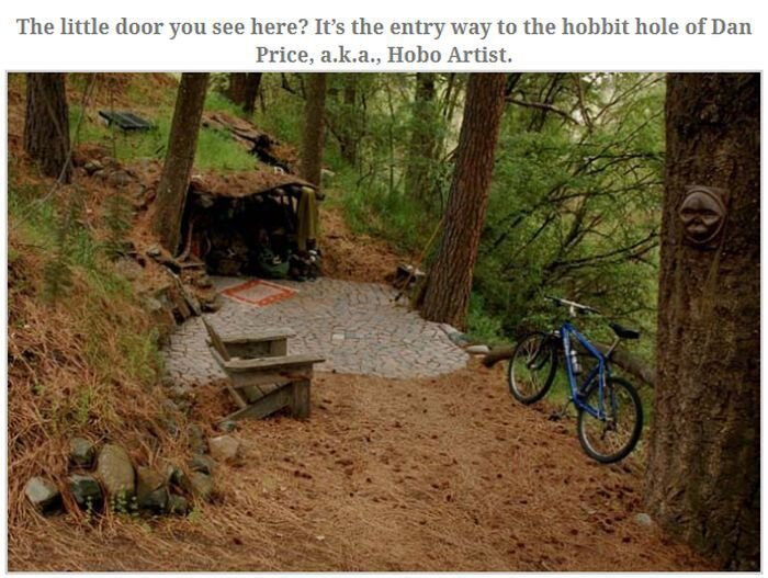 Own Hobbit Hole