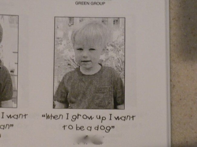 18 Kids Who Know Exactly What They Want To Be When They Grow Up.