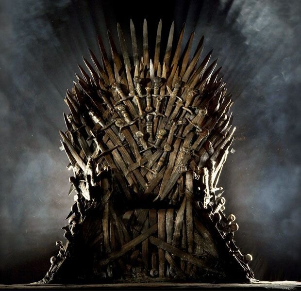 The Handmade Game Of Thrones Iron Throne Replica