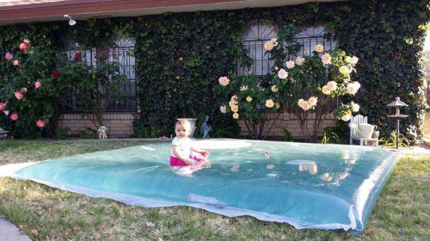 Water Blob – Giant Sensory Water Bubble!!