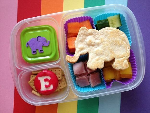 This Mum Makes The Most Amazing Lunchbox Art For Her Kid Every Day