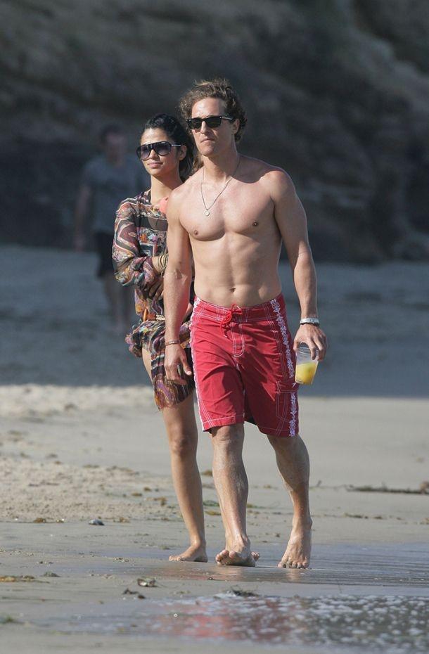 The Hottest Shirtless Celebrity Men