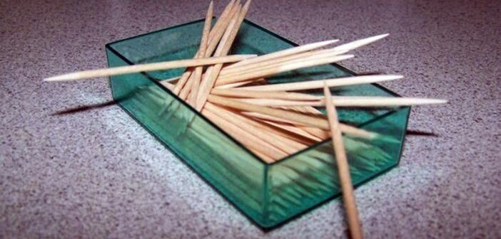 Toothpick City Art and Sculpture