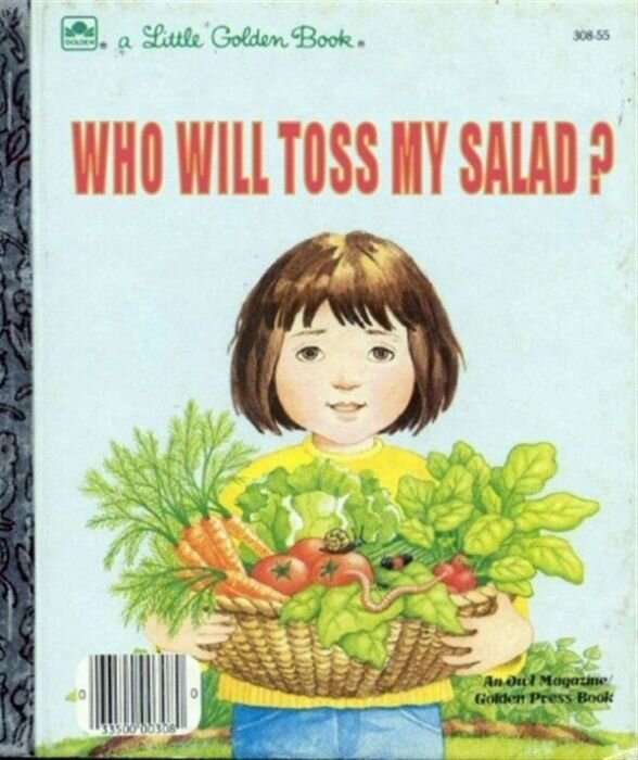 Children's Books Should Not Have Titles Like This