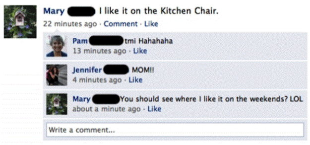People Who Deeply Regret Friending Their Parents On Facebook