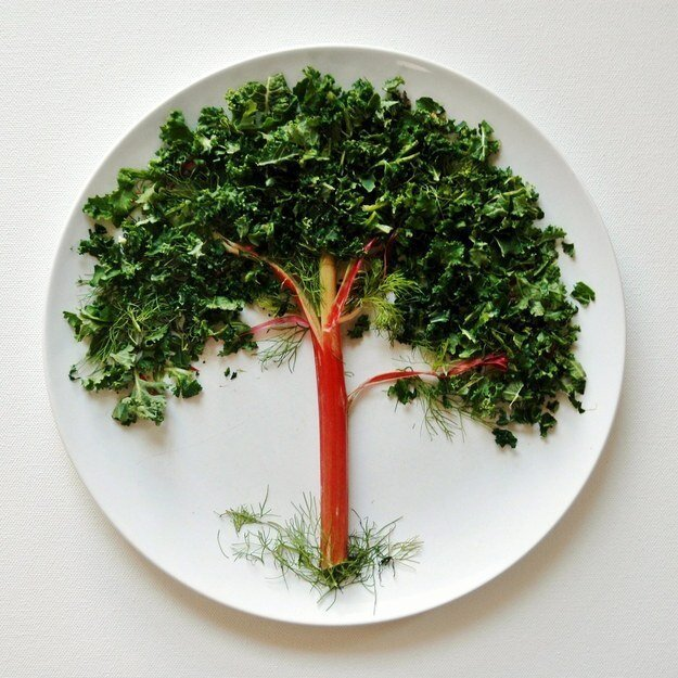 This Is The Coolest Food Art