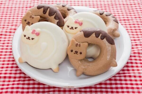 Donuts That Look Like Animals