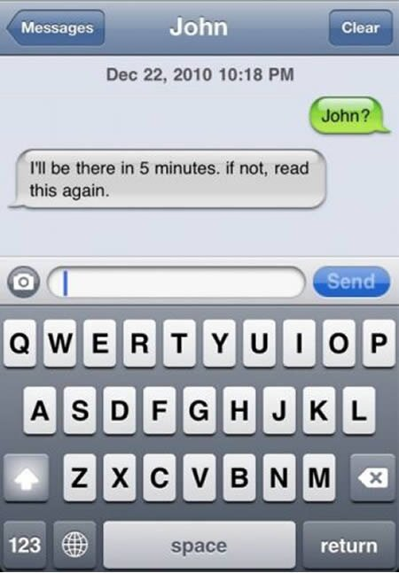 14 Times Text Messages Are The Only Way To Say It