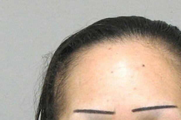People Whose Eyebrows Are So Bad They're Actually Works Of Art