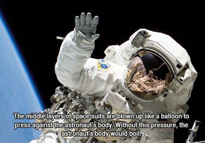 Fun Facts You Didn't Know About Space