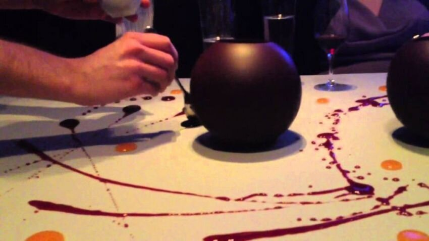 What This Restaurant Serves As A Dessert, Left Me Speechless