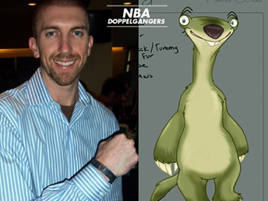 NBA Doppelgangers make basketball even more fun