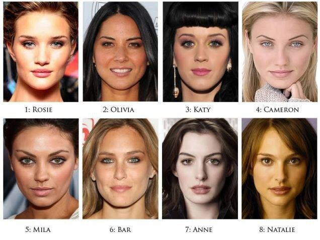 A Guy Took Some Of The World's Prettiest Women And Merged Them