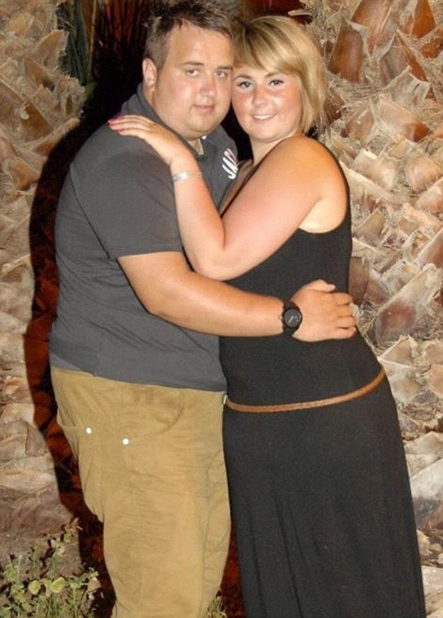 A Cute Couple's Joint Weight Loss Transformation