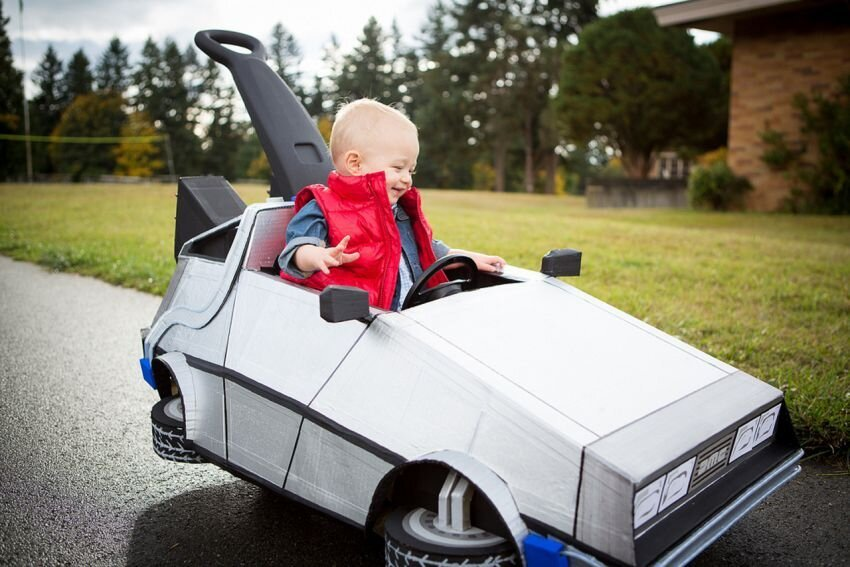 Baby Halloween Costumes That Are As Adorable As They Are Witty