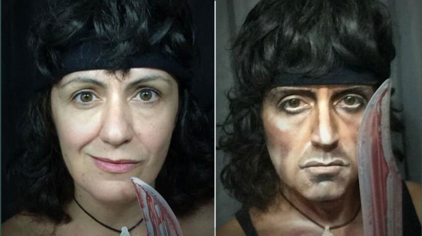 This Woman's Make-Up Transformations Are Mighty Impressive