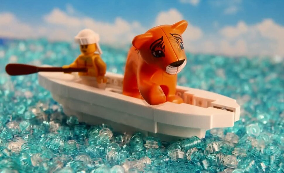 15-Year-Old's Stop-Motion Animation Recreates Famous Movie Scenes