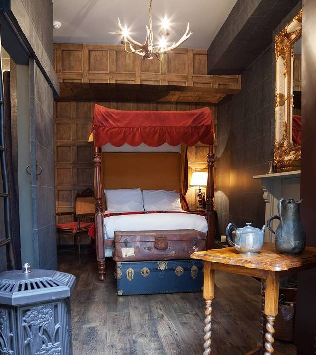Harry Potter Fans Will Want to Stay In This Awesome Hotel