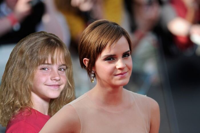 The Harry Potter Cast At The First And Last Movie Premiere
